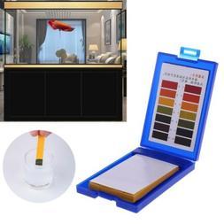 1-14 PH Test Paper Tropical Aquarium Fish Tank Water Testing