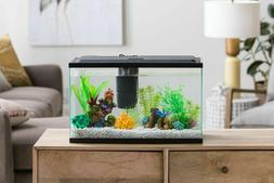 10 gallon aquarium kit set fish tank