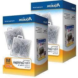 Aqueon 100106418 Filter Cartridge, Medium, 24-Pack