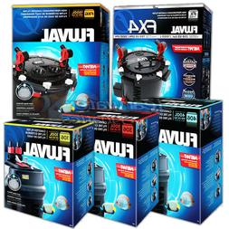 FLUVAL 106 206 306 406 FX4 FX6 EXTERNAL POWER FILTER INCLUDI