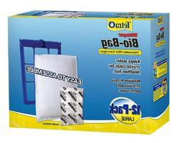 12-Pack Tetra Whisper Bio-Bag Cartridge Unassembled Large Fi