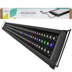 156 LED Aquarium Lighting Fish Tank Light Fixture
