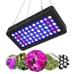 165W LED Aquarium Light Full Spectrum Reef Coral Marine Tank