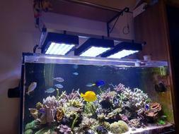 165w wifi led aquarium light full spectrum