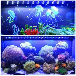 """18"""" 30"""" 48"""" LED Aquarium Light Full Spectrum Freshwater Fish"""