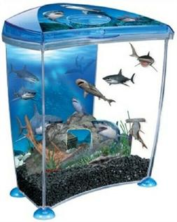Marina 2.65 Gallon Aquarium Set - Fully Equipped Just Add Wa