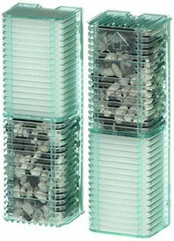 2 PACKS Penn-Plax Replacement Filter Cartridge For Small Fis