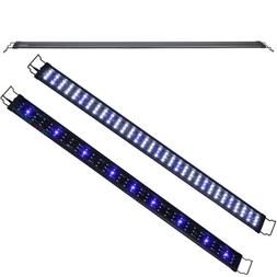 "LED Aquarium Light 48""-60"" Fish Tank Plant Marine FOWLR 0.5W"