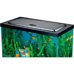Aqua Culture 20/55 Gallon Fish Tank Hood With LED Natural Li