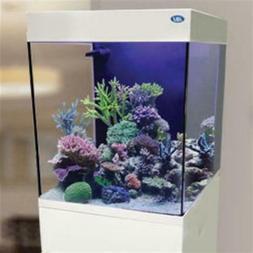 20 gallon cubey white midsize fish tank