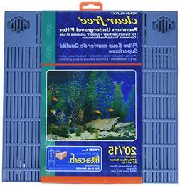Penn Plax 20 Gallon Fish Tank Under Water Filter Premium Aqu