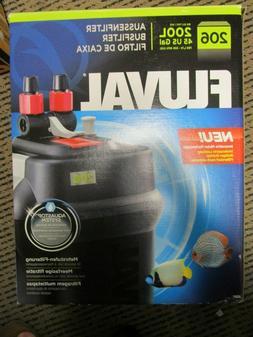 Fluval 206 Canister Filter BRAND NEW