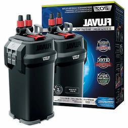 Fluval 207 External Power Filter Includes Media Aquarium Fis