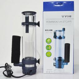 220-240V 8W Acrylic Protein Skimmer For Aquarium Marine Inte