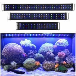"""24"""" 36"""" 48"""" LED Aquarium Light Full Spectrum Freshwater Fish"""