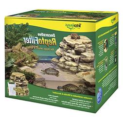 25905 decorative reptile filter aquariums