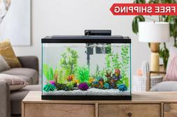29 gallon fish aquarium starter pack