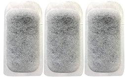 3 replacement filter cartridges bt1