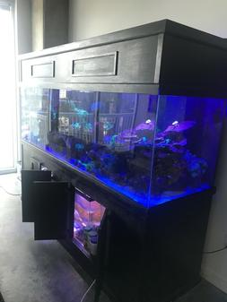 300+ Gallon Acrylic aquarium build standard or custom.