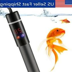 300W Submersible Aquarium Titanium Thermometer Heater for 55