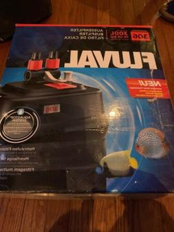 Fluval 306 External Canister Filter - Rated Up To 70 gallons