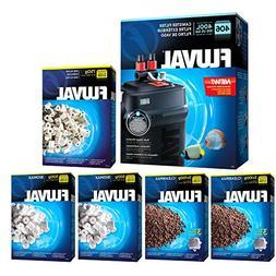 Fluval 406 A217 Filter w/Biomax, Phosphate Remover & Pre-Fil
