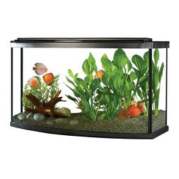 45-Gallon LED Aquarium Complete Kit 170 L. Large Fish Tank H