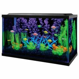5 10 Gallon Fish Tank Aquarium Clear Terrarium Pet Aqua Home