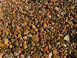 5lb Natural Aquarium Gravel River Rock Stone Fish Tank Subst