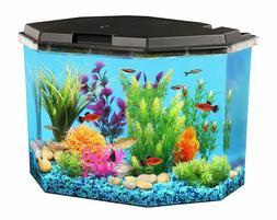 Koller Products 6.5-Gallon Aquarium Kit with Power Filter an