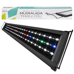 Koval Inc. 78 LED Aquarium Lighting for 24 inch - 30 inch Fi