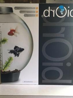 biOrb 8 Gallon Aquarium Kit with Light, Silver -NIB!!!