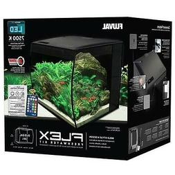 FLUVAL - FLEX 34L 9 GALLON - BLACK AQUARIUM KIT -