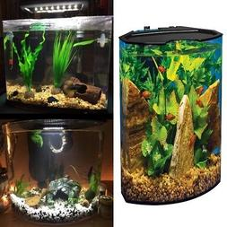 TETRA 5 Gallon Fish Aquarium Kit Filter for Starter Beginner