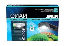 NEW FLUVAL A3974 FRESH & SALTWATER LED NANO & DESKTOP AQUARI