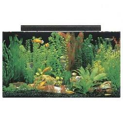 SeaClear Acrylic Aquarium Combo Set Black
