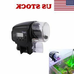 Adjustable Automatic Aquarium Timer Auto Fish Tank Pond Food