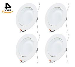 Westgate 12W 6 Inch Adjustable LED Retrofit Downlight with I
