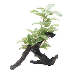 african shade leaf ornament
