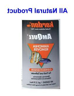 Kordon Amquel+ Plus Ammonia Detoxifier Aquarium Water Condit