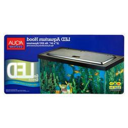 Aqua Culture LED Aquarium Hood for 20/55 Gallon Aquariums -