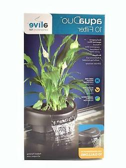 Elive Aqua Duo Power Filter 10 - Up to 10 gal.