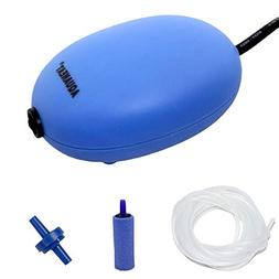 Aquaneat Aquarium Air Pump up to 15 Gal Fish Tank