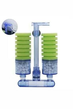 Aquarium Air Pump Sponge Bio Filter,Upettools Silent Mechani