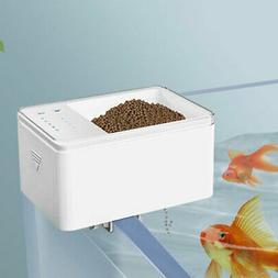 Aquarium Automatic Feeder Fish Tank Feeder Timer Food Dispen