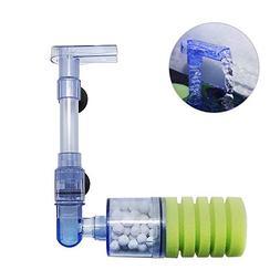 Aquarium Bio Sponge Filter,Upettools Ultra Quite Aquarium Bi