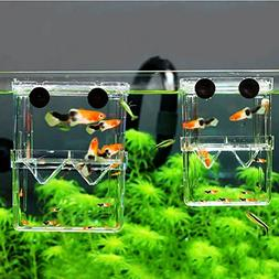 MundoPet Aquarium Breeding Hatchery Incubator Isolation Box