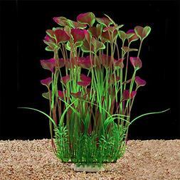 QUMY Aquarium Decor Fish Tank Decoration Ornament Artificial