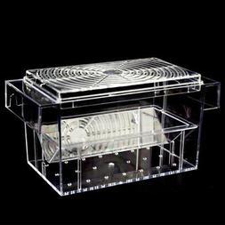 Aquarium Fish Breeding Isolation Box Baby Fish Incubator Fis