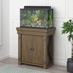 Aquarium Fish Stand Tank Storage Cabinet Freshwater Saltwate